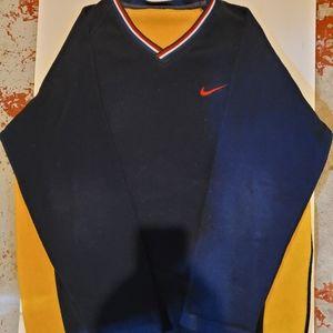 Vintage nike fleece sweater